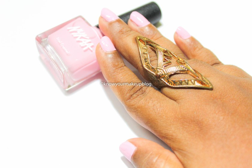 Nykaa Pantone Color of the Year Combo Nail Paint Rose Quartz